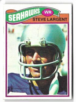 Seattle Seahawks Djs Sportscards